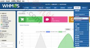 WHMCS7.10的SEO工具marketgoo